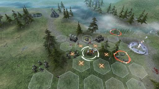 بازی اندروید فرمانده هگز - قهرمانان فانتزی - Hex Commander: Fantasy Heroes