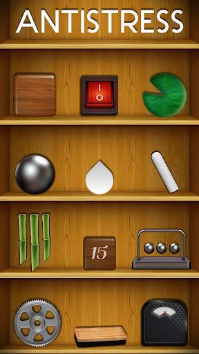 بازی اندروید اسباب بازی های آرامش بخش - Antistress - relaxation toys