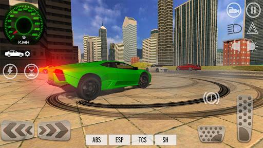 بازی اندروید شبیه ساز 2018 ماشین - Car Simulator 2018