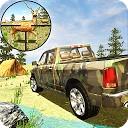 شکار گوزن - آفرود آمریکایی