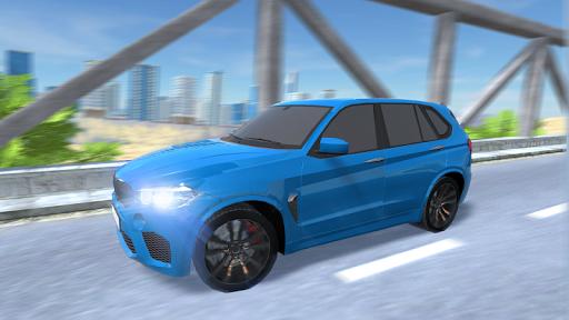 بازی اندروید ماشین آفرود - Offroad Car X