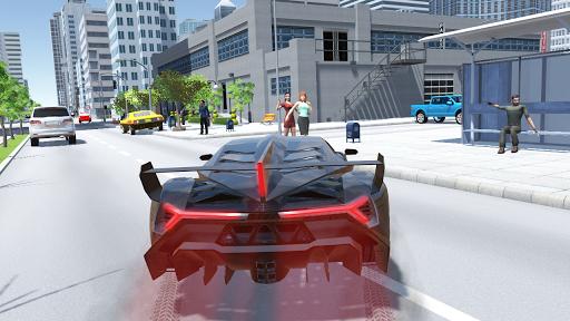 بازی اندروید شبیه ساز لامبورگینی وننو - Car Simulator Veneno