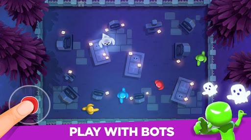 بازی اندروید مهمانی استیکمن - Stickman Party: 1 2 3 4 Player Games Free