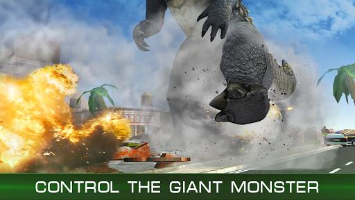 بازی اندروید تکامل هیولا - Monster evolution: hit and smash