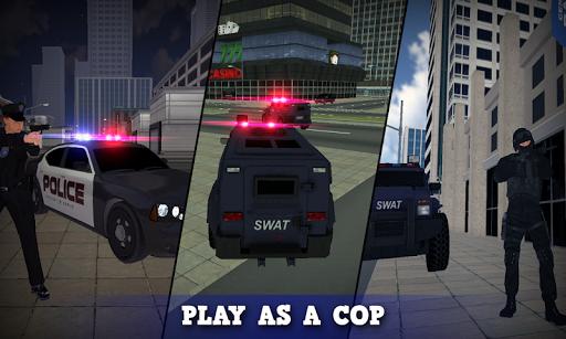 بازی اندروید رقبا عدالت 3 - پلیس و سارقین - Justice Rivals 3 - Cops and Robbers