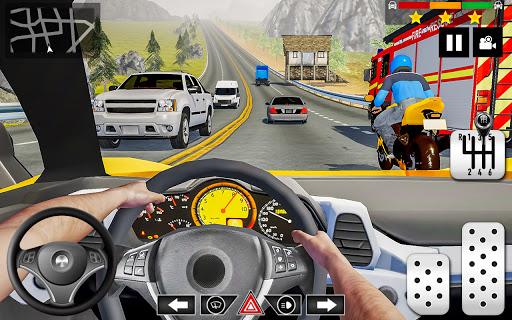 بازی اندروید آموزشگاه رانندگی 2020 - آزمون آکادمی رانندگی واقعی - Car Driving School 2020: Real Driving Academy Test