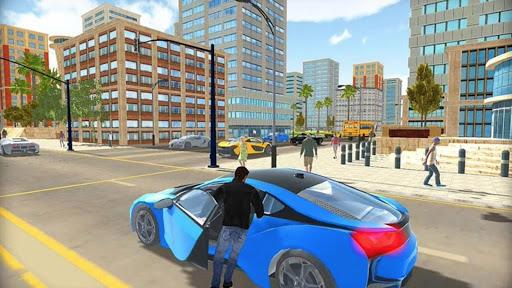 بازی اندروید راننده واقعی اتومبیل شهر - Real City Car Driver