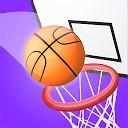 پنج هوپ - بازی بسکتبال