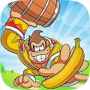 موز میمون جنگلی