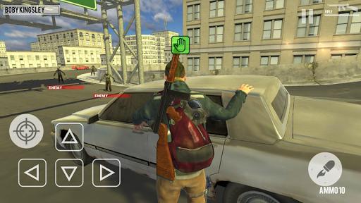 بازی اندروید قاتل شهر - بازی تیراندازی - Deadly Town: Shooting Game