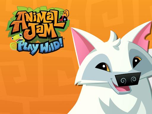 بازی اندروید جم حیوانات - بازی وحشی - Animal Jam - Play Wild!