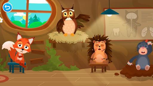 بازی اندروید دکتر کودکان - دامپزشک - Kids doctor : veterinarian