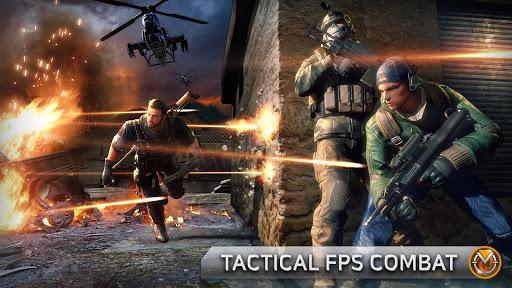 بازی اندروید جوخه مبارزه - Combat Squad - Online FPS