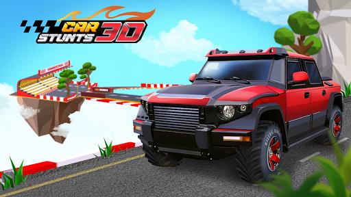 بازی اندروید شیرین کار ماشین - مسابقه در شهر بی نهایت - Car Stunts 3D Free - Extreme City GT Racing