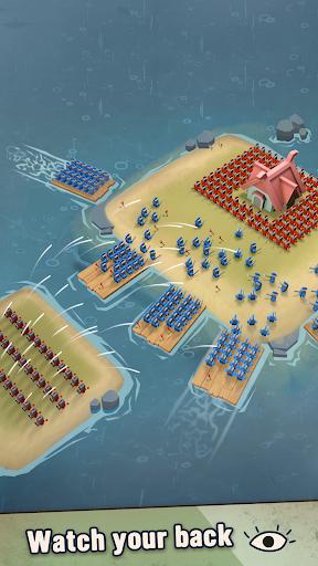 بازی اندروید جزیره جنگ - Island War