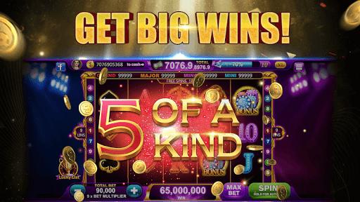 بازی اندروید افسانه وگاس - برنده رایگان دستگاه پول - Vegas Legend - Free & Super Jackpot Slots
