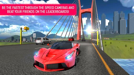 بازی اندروید شبیه ساز مسابقه ماشین - Car Simulator Racing Game
