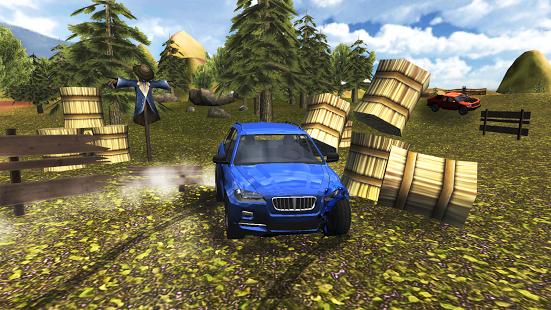 بازی اندروید راندن شاسی بلند - Extreme SUV Driving Simulator