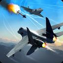صدای جنگنده تندر - شلیک هوایی
