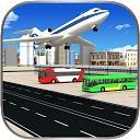 راننده اتوبوس فرودگاه - خلبان هواپیما