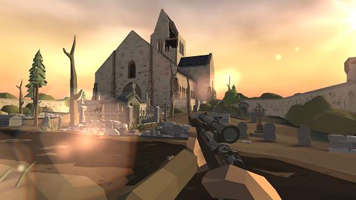 بازی اندروید چند جنگ جهانی - تیرانداز 2 - World War Polygon: WW2 shooter