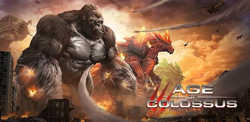 بازی اندروید عصر کلوسوس - Age of Colossus