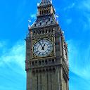 پس زمینه زنده لندن