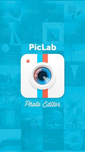 نرم افزار اندروید ویرایشگر تصویر - آزمایشگاه عکس - PicLab - Photo Editor