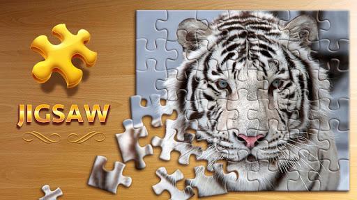 بازی اندروید مرتب کردن پازل - Jigsaw Puzzle