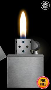 نرم افزار اندروید فندک مجازی - Virtual Lighter