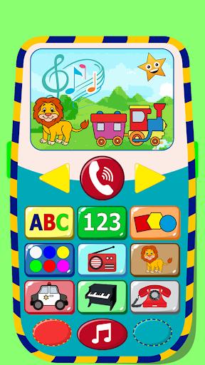 بازی اندروید تلفن آموزشی من - My Educational Phone