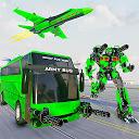 بازی ترانسفورماتور اتوبوس ارتش - ربات جت