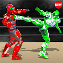 بازی جنگ واقعی ربات - نبرد ربات در رینگ