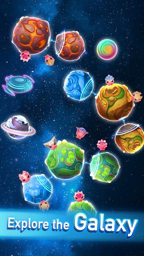بازی اندروید مسیر بیگانه - Alien Path