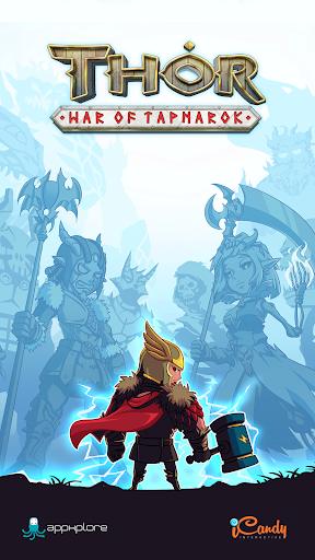 بازی اندروید جنگ شرم آور - Thor : War of Tapnarok