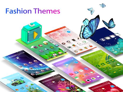 نرم افزار اندروید اپوس لانچر - APUS Launcher - Theme, Wallpaper, Hide Apps