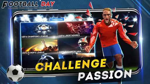 بازی اندروید روز فوتبال - Football Day