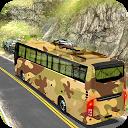 بازی شبیه ساز اتوبوس ارتش - راننده اتوبوس