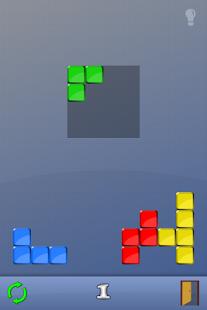 بازی اندروید بلوک - Blocks