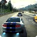 مسابقه اتومبیل رانی برای سرعت