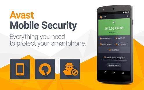 نرم افزار اندروید آنتی ویروس اوست - Mobile Security & Antivirus