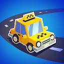 بازی راندن تاکسی - راننده دیوانه