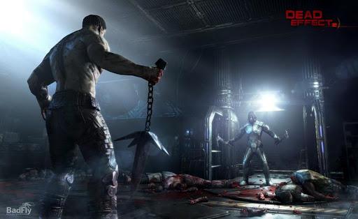 بازی اندروید اثر مرده 2 - Dead Effect 2