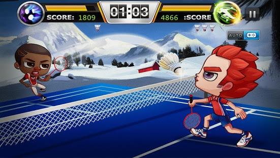 بازی اندروید بدمینتون - Badminton