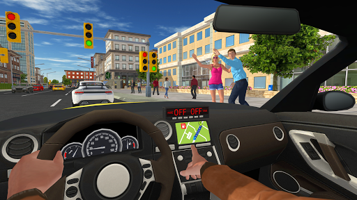 بازی اندروید تاکسی 2 - Taxi Game 2