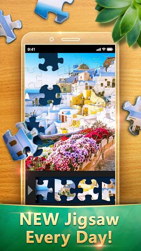 بازی اندروید جادوی جیکسا - Magic Jigsaw Puzzles