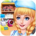 مدیر سوپرت مارکت کودکان - بازی سرگرم کننده خرید