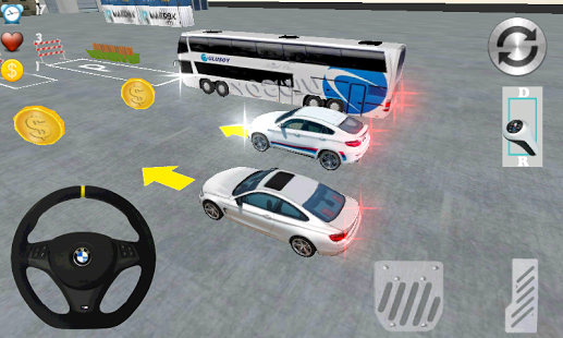 بازی اندروید پارک سریع - Speed Parking Game