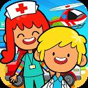 بازی بیمارستان کودکان شهر