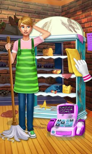 بازی اندروید شیرینی دختر آشپز - شغل رویایی - Bakery Chef Girl - Dream Job